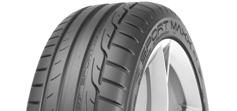 Dunlop SP Sport Maxx RT фото, тест, обзор Данлоп Спортмакс РТ