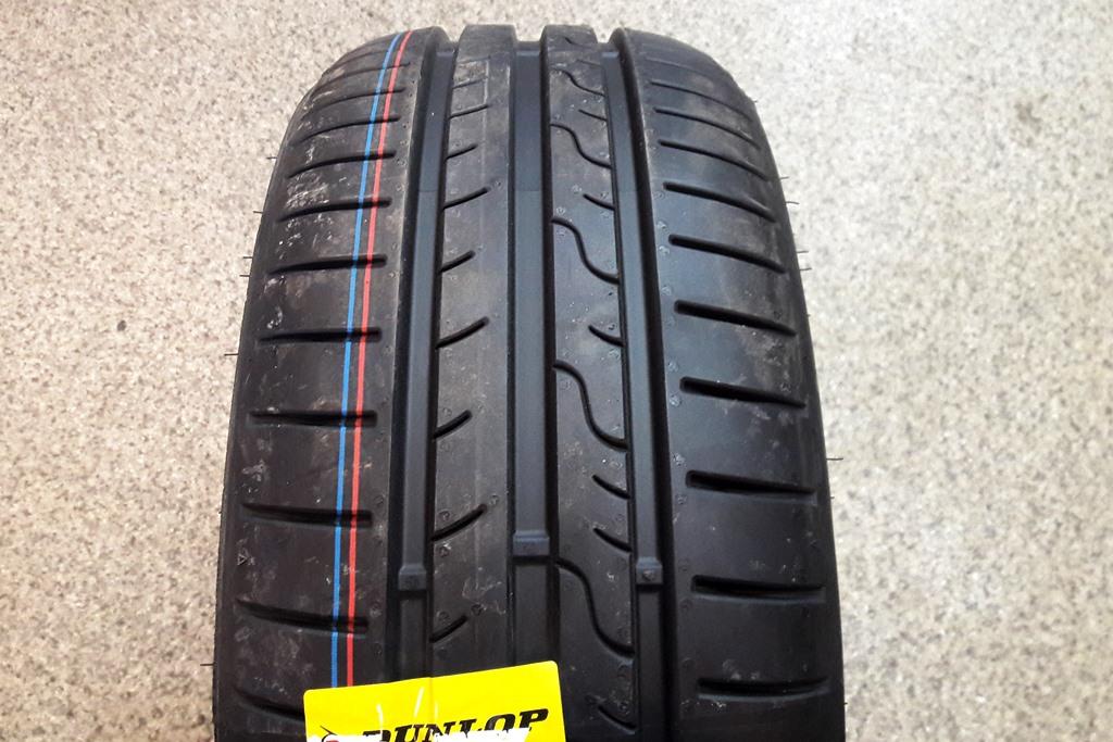 Dunlop Sport BluResponse фото (данлоп спорт блю респонс)