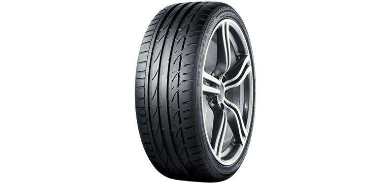 Bridgestone Potenza S001 тест, фото, обзор Бриджстоун С001 Потенза