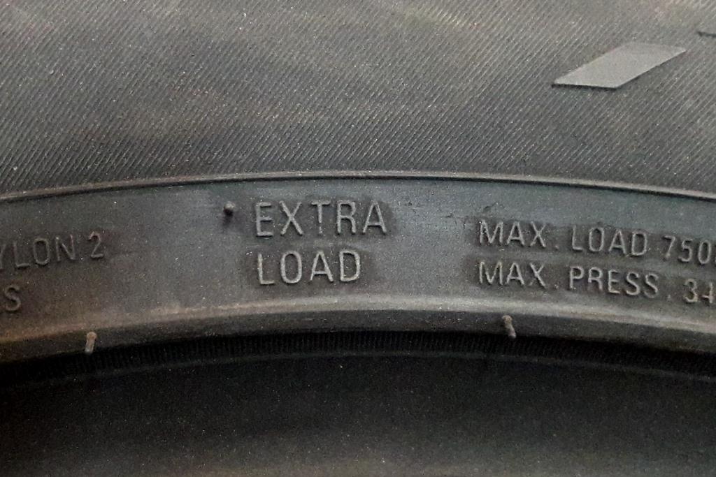 Что означает XL на шинах (резине)