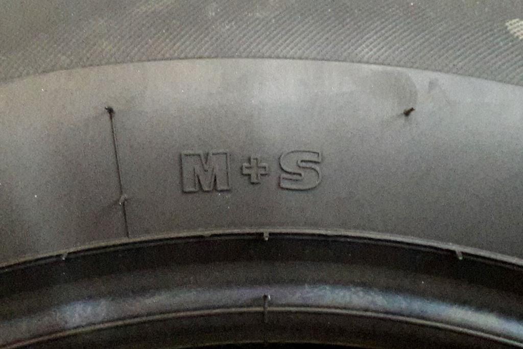 Что значит M S на шинах (M+S)