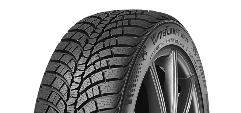 Kumho WinterCraft WP71 фото (Кумхо Винтер Крафт ВР71)