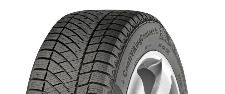conti viking contact 6 - Тест нешипуемых зимних шин