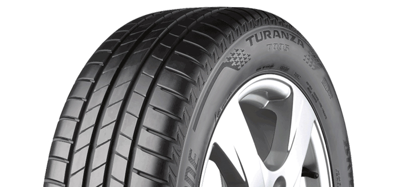 Bridgestone Turanza T005 фото, тест, обзор Бриджстоун Т005