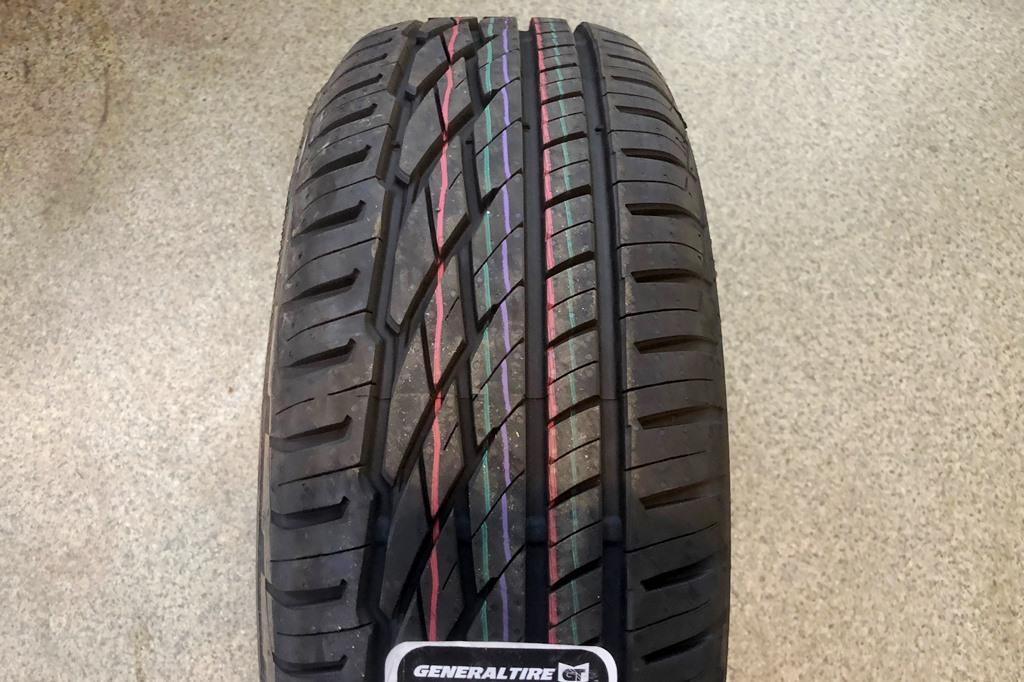 General Tire Grabber GT фото шины