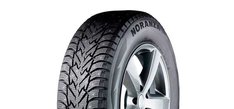 Bridgestone Noranza SUV 001 шип фото (Бриджстоун Норанза СУВ 001)