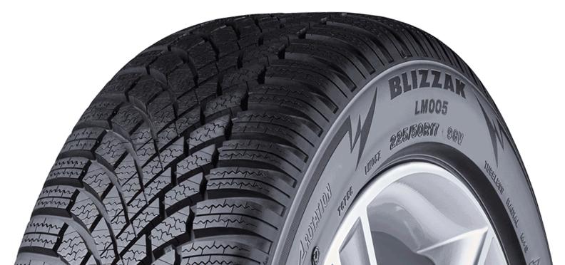Bridgestone Blizzak LM005 фото (Бриджстоун Близзак ЛМ005)