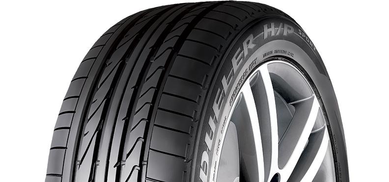 Bridgestone Dueler H/P Sport лучшая летняя шина для внедорожников