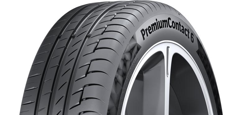 Continental Premium Contact 6 лучшие летние SUV шины